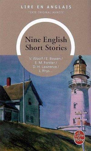 Nine english short stories - le livre de poche - lgf librairie generale francaise - 9782253046882 -