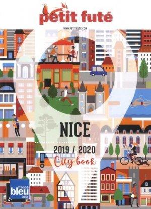 Nice. Edition 2019-2020 - nouvelles éditions de l'université petit futé - 9782305008332 -