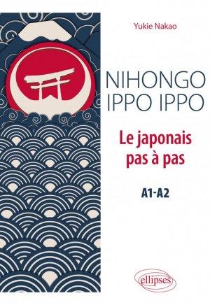 Nihongo ippo ippo - ellipses - 9782340033474 -