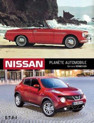 Nissan, planète automobile - etai - editions techniques pour l'automobile et l'industrie - 9782726897706 -