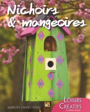 Nichoirs et mangeoires - de saxe  - 9782756520414 -