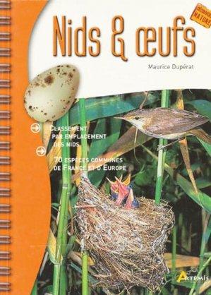 Nids et oeufs - artemis - 9782844166494 -