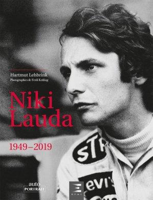 Niki Lauda - etai - editions techniques pour l'automobile et l'industrie - 9791028304515 -