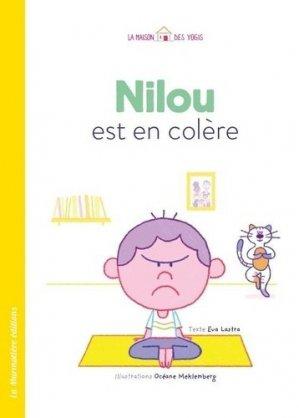 Nilou est en colère - la marmotière editions - 9791097479138 -