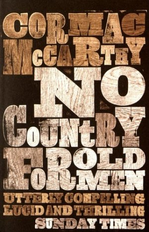 No Country for Old Men - macmillan - 9780330511216 -