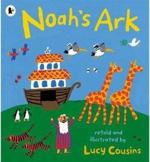 NOAH'S ARK  - walker books - 9781406345001 -