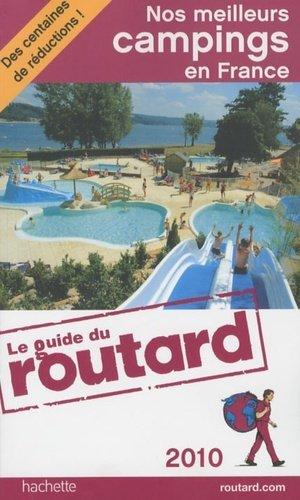 Nos meilleurs campings en France - Hachette - 9782012448797 -