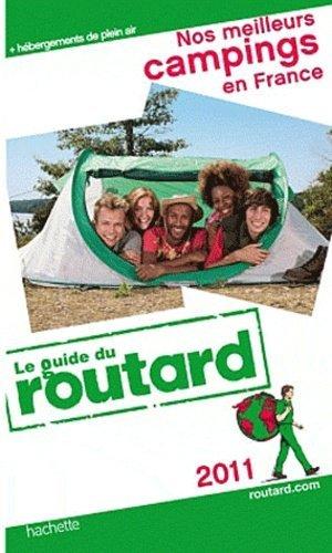 Nos meilleurs campings en France - Hachette - 9782012450431 -