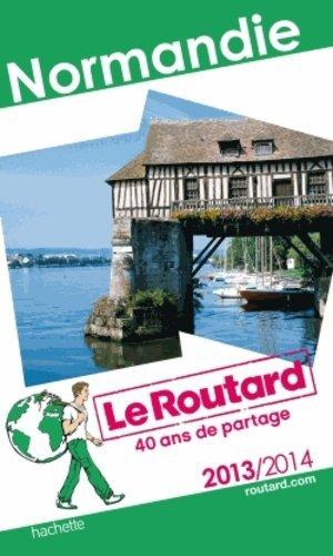 Normandie - Hachette - 9782012456600 -