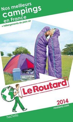 Nos meilleurs campings en France - Hachette - 9782012458369 -