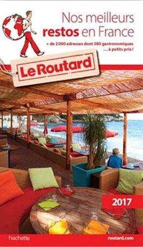 Nos meilleurs restos en France - Hachette Tourisme - 9782012799134 -
