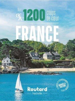 Nos 1200 coups de coeur - France - hachette - 9782016293324 -