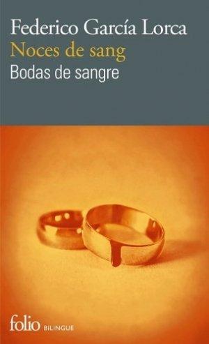 Noces de sang - gallimard - 9782072872693 -