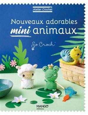 Nouveaux adorables mini animaux - mango - 9782317022968 -