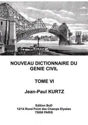 Nouveau Dictionnaire du Génie Civil - books on demand editions - 9782322200689 -