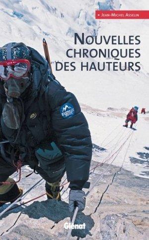 Nouvelles chroniques des hauteurs - glenat - 9782344001240 -