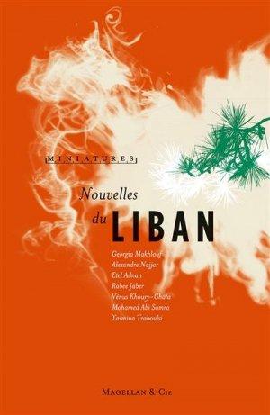 Nouvelles du Liban - magellan et cie - 9782350745824 -