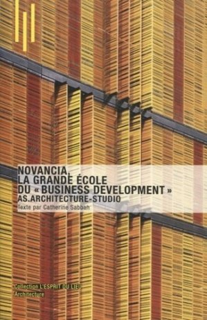 Novancia, la grande école du 'business development' - archibooks - 9782357332164 -