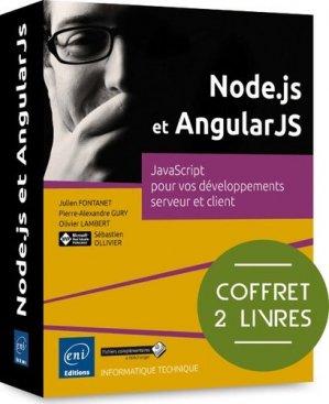 Node.js et AngularJS - eni - 9782409003400 -