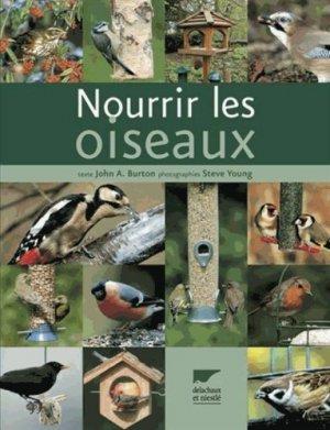 Nourrir les oiseaux - delachaux et niestle - 9782603013649 -