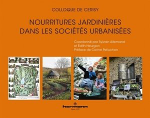 Nourritures jardinières dans des sociétés urbanisées - hermann - 9782705691820 -