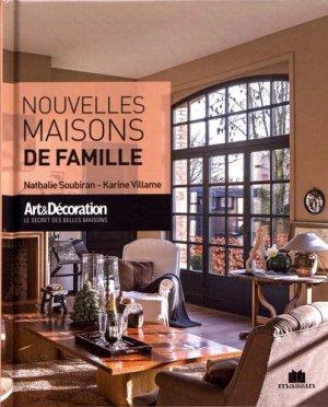 Nouvelles maisons de famille - Massin - 9782707211460