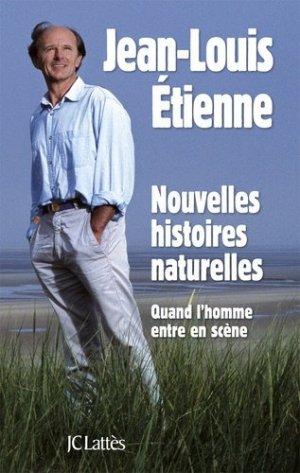 Nouvelles histoires naturelles - lattes - 9782709638142 -