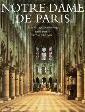 Notre Dame de Paris - de la martiniere - 9782732473956 -