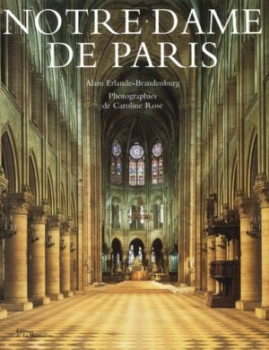 Notre-Dame de Paris - de la martiniere - 9782732492490 -