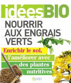 Nourrir aux engrais verts - saep - 9782737255083 -