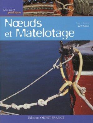 Noeuds et matelotage - Ouest-France - 9782737344442 -