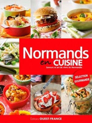 Normands en cuisine, selection gourmande - Ouest-France - 9782737381867 -