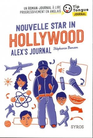 Nouvelle star in Hollywood - syros - 9782748524949 -