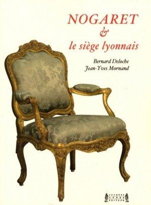 Nogaret et le siège lyonnais - cei / jacques andre - 9782757000120 -