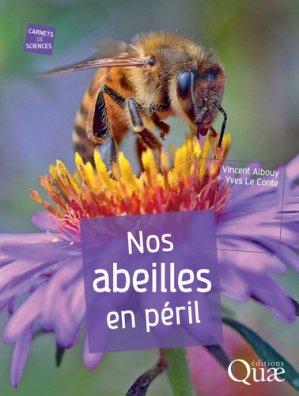 Nos abeilles en péril - quae - 9782759229796 -