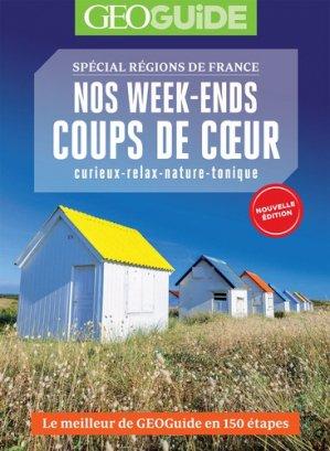 Nos week-ends coups de cœur - prisma - 9782810421329 -