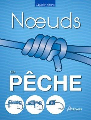 Noeuds de pêche - artemis - 9782816008739 -