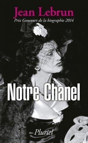 Notre Chanel - Hachette Pluriel Editions - 9782818504987 -