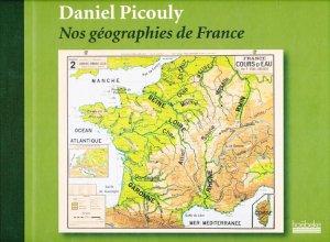 Nos géographies de France - hoebeke - 9782842304607 -