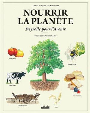 Nourrir la planète - hoebeke - 9782842306410 -