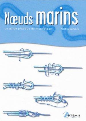 Noeuds marins - Artémis - 9782844163974 -