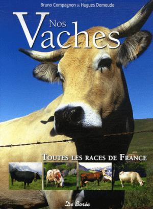 Nos vaches - de boree - 9782844946102 -
