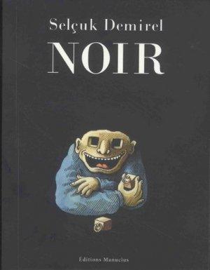 Noir - Editions Manucius - 9782845786875 -