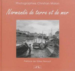 Normandie de terre et de mer - corlet - 9782847060751 -