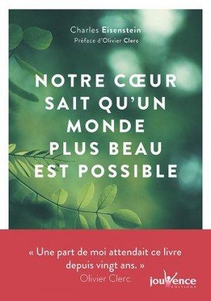 Notre coeur sait qu'un monde plus beau est possible - jouvence - 9782889533831 -
