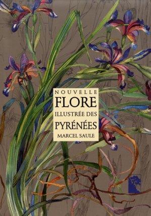 Nouvelle flore illustrée des Pyrénées - pin a crochets - 9782911715532