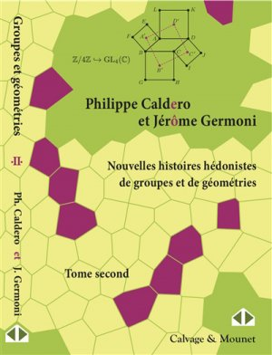 Nouvelles histoires hedonistes de groupes et de geometries - tome II - calvage et mounet - 9782916352671 -