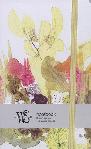 Notebook : botanique - White Star - 9788832912104 -