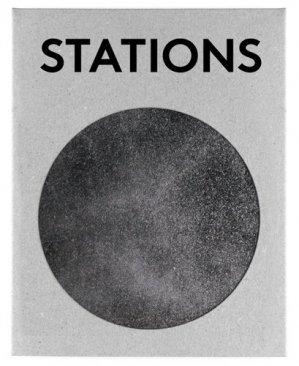 Noémie Goudal stations - RVB Books - 9791090306585 -