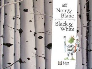 Noir & blanc / black & white - leon art et stories - 9791092232493 -